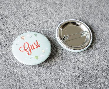 Leuk aandenken: Buttons en magneten