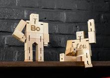 Gepersonaliseerde robot - Cubebot