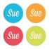 Geboortekaartje Sue_