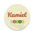 Geboortekaartje Kamiel_