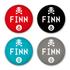 Geboortekaartje Finn_