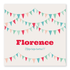 Geboortekaartje Florence_