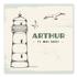 Geboortekaartje Arthur_