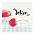 Geboortekaartje Jolien_