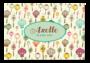 Geboortekaartje Axelle