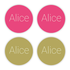 Geboortekaartje Alice_