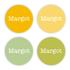 Geboortekaartje Margot_