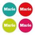 Geboortekaartje Marie_