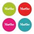 Geboortekaartje Marthe_