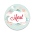 Geboortekaartje Merel_