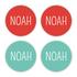 Geboortekaartje Noah_