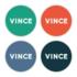 Geboortekaartje Vince_