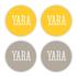 Geboortekaartje Yara_