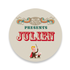 Geboortekaartje Julien_