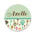 Geboortekaartje Axelle_