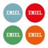 Geboortekaartje Emiel_